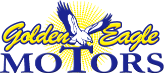 Golden Eagle Motors Logo